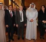 """العبدالله: """"الأسبوع الثقافي اللبناني"""" يعزز العلاقات الاخوية بين الكويت ولبنان"""