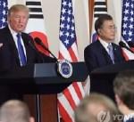 ترامب يطالب موسكو وبكين ببذل المزيد لمواجهة تهديدات كوريا الشمالية