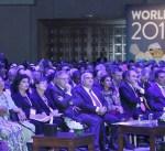"""مبعوث سمو الأمير يحضر افتتاح اعمال """"المنتدى العالمي للعلوم 2017"""" في الاردن"""