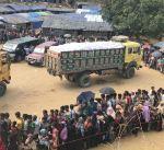 """""""الخيرية العالمية"""" تدشن مرحلة جديدة من برنامجها الإغاثي للاجئي """"الروهينغيا"""" في بنغلاديش"""