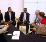 الهلال الأحمر يؤكد أهمية الحفاظ على العلاقات القوية مع شركائه في العمل الإنساني