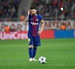 برشلونة يسقط بفخ التعادل أمام أولمبياكوس في دوري الأبطال
