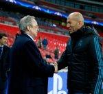 زيدان ينفي كلام رونالدو: ريال مدريد لا يمرّ بأزمة