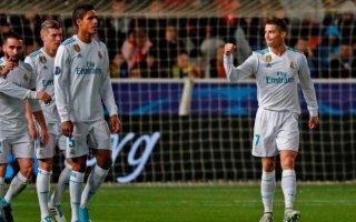 ريال مدريد يتأهل لثمن نهائي دوري الأبطال بسداسية في شباك أبويل القبرصي