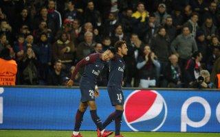 باريس سان جيرمان يمطر شباك سيلتيك بسباعية في دوري الأبطال