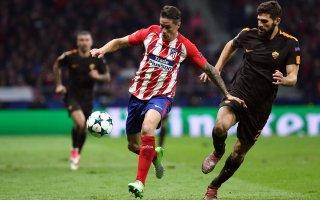 أتلتيكو مدريد يعرقل تأهل روما وينعش آماله في دوري الأبطال