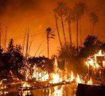 القنصلية الكويتية في لوس انجلوس تحذر المواطنين الكويتيين من الحرائق