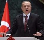 أردوغان: أمريكا شريكة في إراقة الدماء باعترافها بالقدس عاصمة لإسرائيل