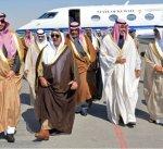وزير الدفاع يصل الى السعودية