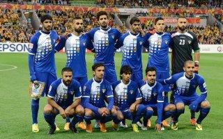 """""""الأزرق"""" يتوجه إلى البحرين للقاء منتخبها وديا"""