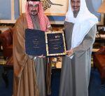 سمو رئيس الوزراء يستقبل الشيخ فهد جابر العلي
