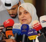 الوزيرة الصبيح: سأسير على درب الإصلاح وتصحيح الأخطاء