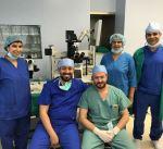 فريق طبي كويتي يتمكن لأول مرة من إجراء جراحة مجهرية متطورة لعقم مستعص