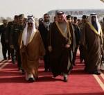وزير الدفاع القطري يصل إلى البلاد في زيارة رسمية