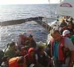خفر السواحل التركية تنقذ 49 مهاجرا غير شرعي في بحر ايجة