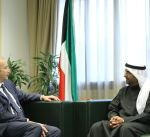 وزير المالية يبحث مع سفير بريطانيا تحضيرات إقامة ملتقى الاستثمار الثاني