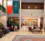 القائد العام لقوة دفاع البحرين يبحث مع وزير الدفاع الكويتي موضوعات مشتركة