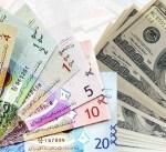 الدولار يرتفع أمام الدينار إلى 0.302 واليورو ينخفض إلى 0.355