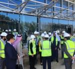 الوزيرة بوشهري: مواصلة العمل على تنفيذ مشاريع تطوير المطار