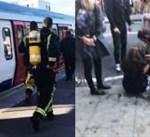 انفجار داخل محطة مترو في السويد