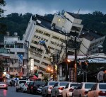 ارتفاع حصيلة ضحايا زلزال تايوان إلى 9 قتلى و265 مصابا