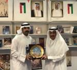 سفير الكويت: معرض مسقط للكتاب يسهم في تعزيز العلاقات الثقافية بين البلدين