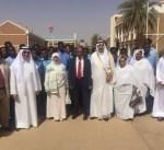 مباحثات بين الكويت والسودان لبحث التعاون في مجالات العمل المختلفة