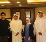 وزير التربية: حريصون على دعم الطلبة الموهوبين ومشاركتهم في المسابقات الدولية