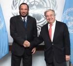 المعتوق: الكويت حريصة على التعاون مع الأمم المتحدة لمواجهة الأزمات الإنسانية