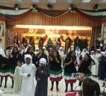 """مركز الأمومة و الطفولة يحتفى بالأعياد الوطنية بتنظيم مهرجان """"عزيزة يا كويت"""""""