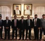 سفيرنا لدى استراليا يعقد لقاءه الدوري مع الاتحاد الوطني لطلبة الكويت