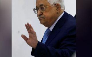 الرئيس الفلسطيني يحمل حماس مسؤولية الهجوم على موكب رئيس الوزراء في غزة