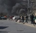 """""""داعش"""" يعلن مسؤوليته عن الهجوم الانتحاري في العاصمة الأفغانية"""