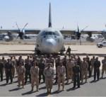 """قوة جوية كويتية تتوجه إلى السعودية للمشاركة في تمرين """"درع الخليج المشترك 1"""""""