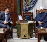 شيخ الأزهر: مستعدون لتصميم برامج جديدة لمعالجة قضايا المسلمين بالغرب