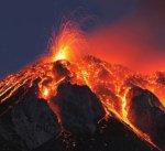 """الأرصاد اليابانية: بركان جبل """"شينمو"""" ثار مرة اخرى"""