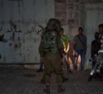 الضفة الغربية: الجيش الإسرائيلي يعتقل 43 فلسطينياً