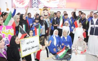 بورسلي: نهدف إلى تحقيق الإنجازات للرياضة الكويتية في الأولمبياد الخاص