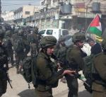 إسرائيل تعتقل 10 فلسطينيين في الضفة الغربية