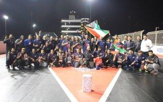 """المتسابقون الكويتيون يحققون المراكز الاولى في بطولة البحرين لسباق السرعة الـ""""دراغ.ريس"""""""