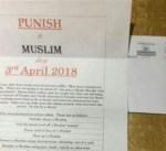 """بريطانيا: شرطة لندن تفتح تحقيقاً ضد حملة """"عاقب مسلماً"""""""