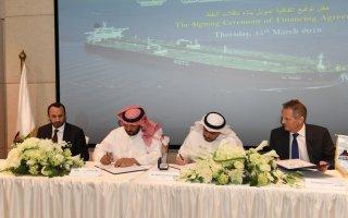 """""""ناقلات النفط"""" الكويتية توقع اتفاقية تمويل مع 3 بنوك محلية بـ140 مليون دينار"""