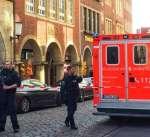 الشرطة الألمانية: سائق العربة المستخدمة في واقعة دهس مونستر انتحر