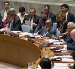 روسيا تطرح على مجلس الأمن مشروع قرار يندد بالضربات على سوريا