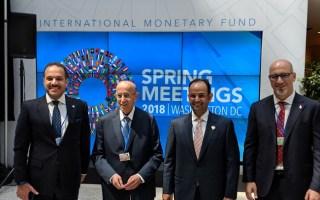 وزير المالية: حضور الكويت الاجتماعات السنوية الدولية ضرورة لتحسين بيئة الأعمال والتنافسية