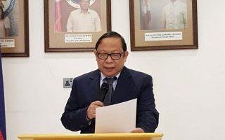 السفير الفلبيني يقدم اعتذار بلاده للكويت