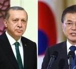 أردوغان في كوريا الجنوبية الشهر المقبل لتعزيز التعاون