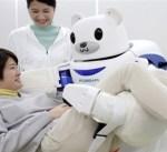 اليابان: الإنسان الآلي له دور في رعاية المسنين مستقبلاً