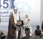 الصبيح: ضرورة تحقيق التكامل العربي في مجال العمل بما يصب في مصلحة الشعوب العربية