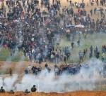 غزة: الجيش الإسرائيلي يدفع بوحدات النخبة لمواجهة المظاهرات على حدود القطاع